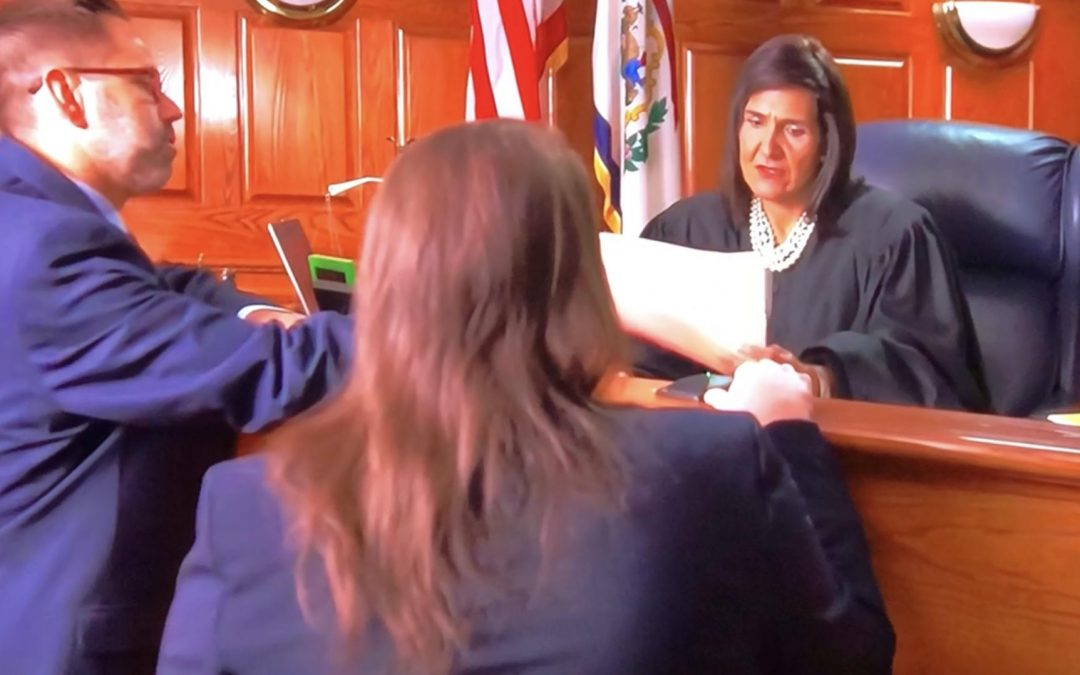 Judge Joanna Tabit campaign commercial