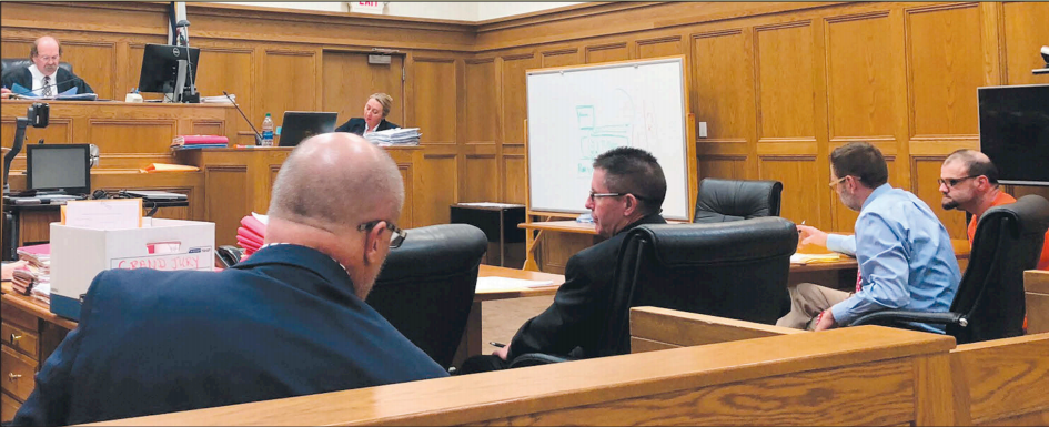 Strangulation Accused Appears, Pleads Not Guilty