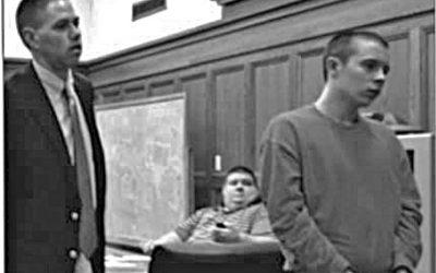 Teen Sentenced for Larceny, Arson