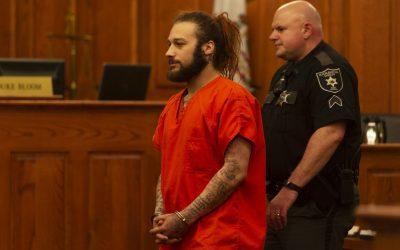 Cabin Creek man sentenced to jail, probation