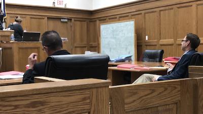 Murder accused seeks transcripts ahead of jury trial